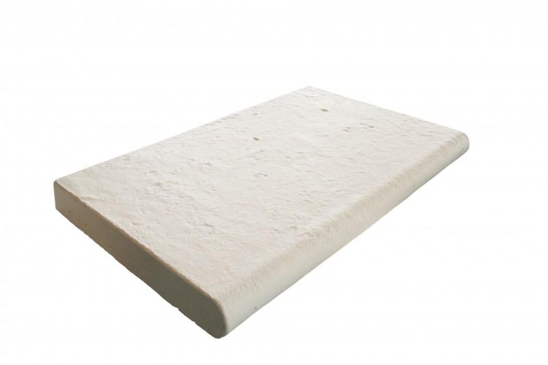 indian white kamien brzegowy