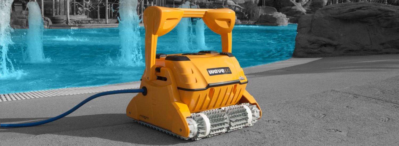 wave 100 odkurzacz basenowy automatyczny