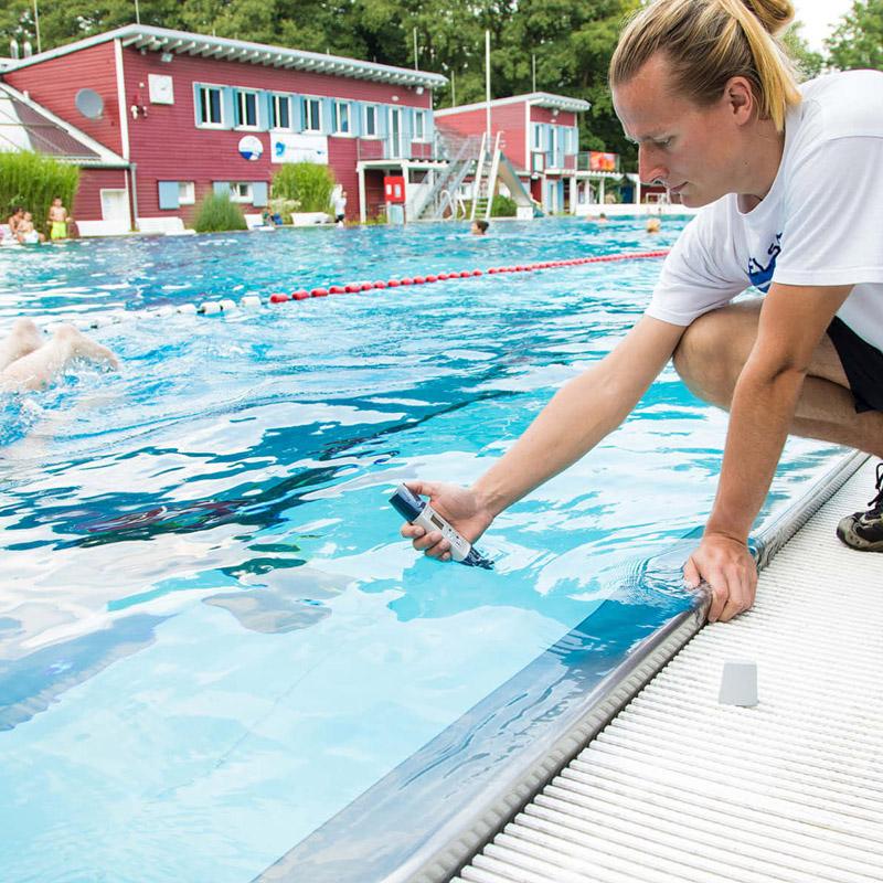 tester do pomiaru ph wody elektroniczony