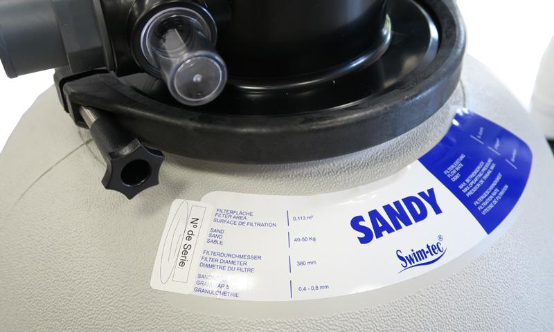 swim-tec sandy 380 430