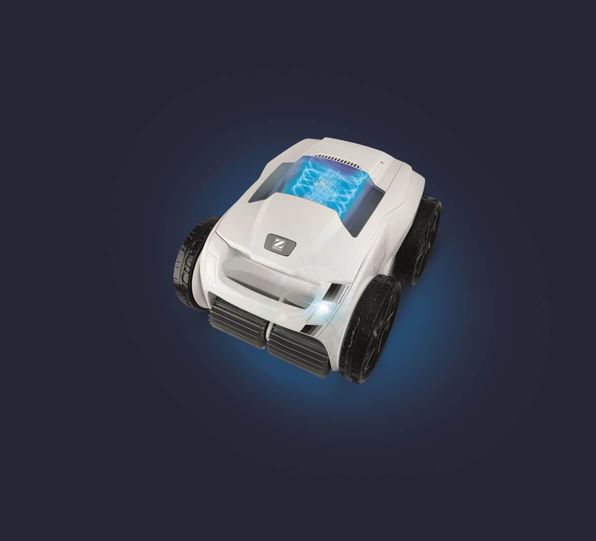 odkurzacz automatyczny Zodiac RA 6570 iq